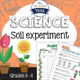 Soil experiment project