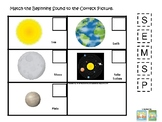 Science Solar System Planet Sounds # 2 preschool homeschoo