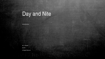 Science Song: Day and Nite
