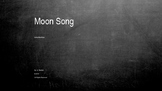 Science Song: Moon Song