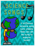 Science Song Lyrics (Human Body Systems, Space, Force & Motion, Matter & More!)
