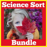 Science Sort BUNDLE