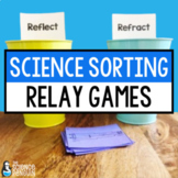 Science Sorting Relays
