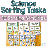 Science Sorting Tasks *SET 1*