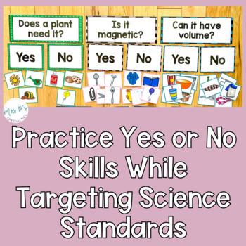 Science Centers Sorting Tasks *SET 1*