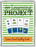 Science Sound Spelling Cards