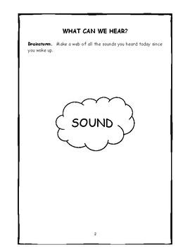 Science Sound Unit