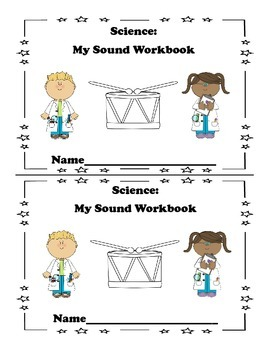 Science: Sound Workbook