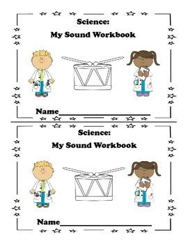 Science: Sound Workbook