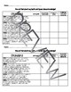 5th Grade Science Standards Checklist (Georgia)