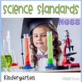 Science Standards Kindergarten NGSS