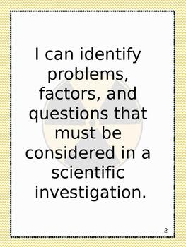 Louisiana 6th Grade Science Standards