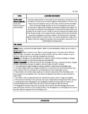 Science Standards Reference Chart: 7th Grade Ohio New Revi