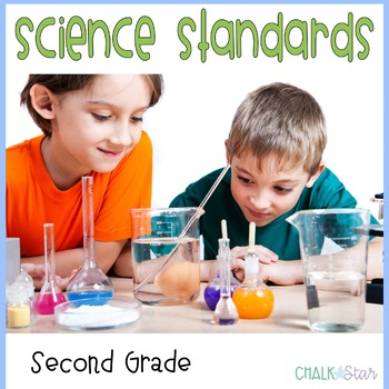 Science Standards Second Grade