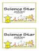 Science Star Certificates - Animals