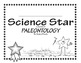 Science Star Certificates - Fossils