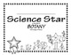 Science Star Certificates - Plants ★ FREEBIE ★