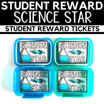 Science Stars Student Reward