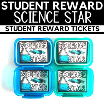 Science Stars Student Reward