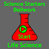 Bell Work / Bellringers / Warm Ups - 50 Life Science Quest