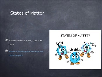 Science States of Matter
