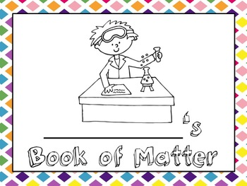 Science- States of Matter Book