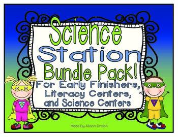 Science Station Bundle Pack!