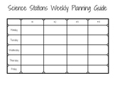 Science  Station Planning Guide