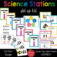 Science Station Set Up Kit. *FREEBIE*