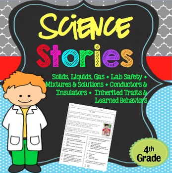 Science Stories 4th Grade