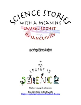 Science Stories with a Meaning: Lorel Sochet in Sanguinity