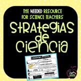 Estrategias de Ciencia  - SP