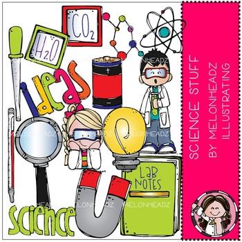 Science Stuff clip art - COMBO PACK - Melonheadz Clipart