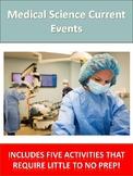 Medical Science Sub Activities Bundle