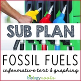 Science Sub Plan - Science Literacy - Fossil Fuels