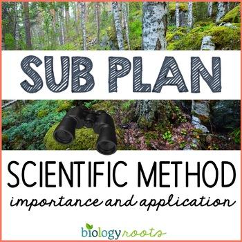 Science Sub Plan: Scientific Method