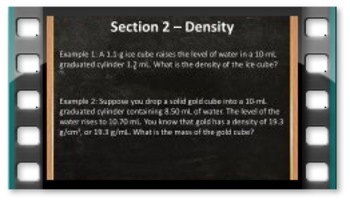 Science Substitute Lesson - Chemistry: Data & Measurement – DELUXE EDITION!