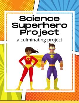 Science Superhero