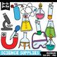 Science Supplies Doodles Clipart Set {Zip-A-Dee-Doo-Dah Designs}