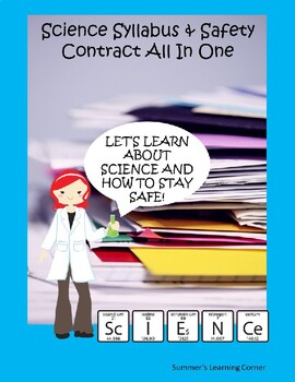 Science Syllabus & Safety Contract Simplified