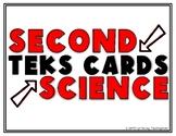 Science TEKS 2nd Grade