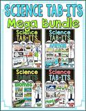 Science Interactive Notebook Mega Bundle   Distance Learning