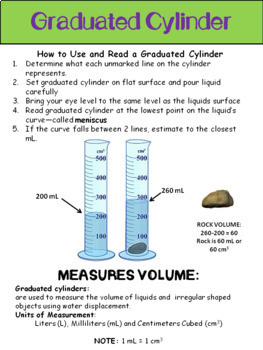 Science Table Reference Book for Students (Middle/High School)