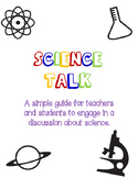 Science Talk Poster