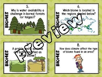 Science Task Cards - 34 Sets - Growing Bundle