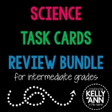 Science Task Cards BUNDLE {5 Sets!}