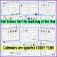 Science Teacher Binder: Forms, Organizers, Calendars, Editable