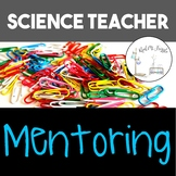 Science Teacher Mentoring: 1-Hour