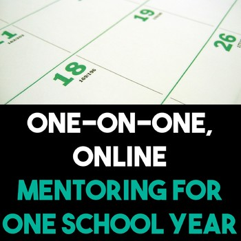 Science Teacher One-on-One Mentoring