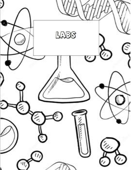 Science Teacher Organizational Notebook (calendar, forms, templates)